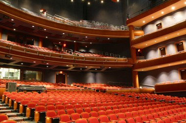 Clay Center theatre picture