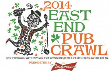 EE Pub Crawl Logo 2014 with Sponsor