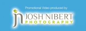 Josh Nibert Blue Background