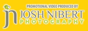 Josh Nibert Photography Logo for About Us Page