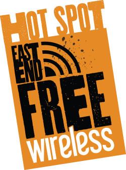 East End Wireless Free Hot Spot