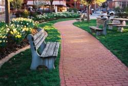 Living AIDS Memorial Garden Charleston WV