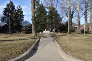 Kanawha Riflemen Memorial Park Charleston WV East End