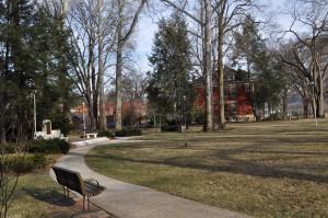 Kanawha Riflemen Memorial Park Charleston WV East End Main Street