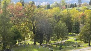 Spring Hill Cemetery Charleston WV