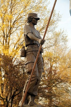 West Virginia Female Veterans Memorial