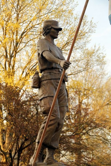 West Virginia Female Veterans Memorial