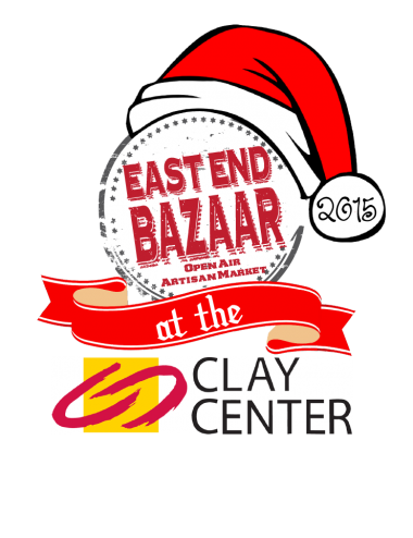 Bazaar at the Clay Center logo