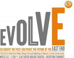 Evolve 2014 Annual Meeting Logo with date