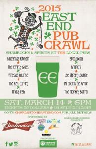 2015 EE Pub Crawl Poster