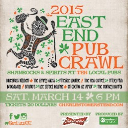 EE Pub Crawl 2015 Coaster